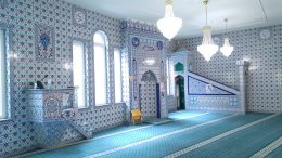 Fathi Mosque Kreuzberg