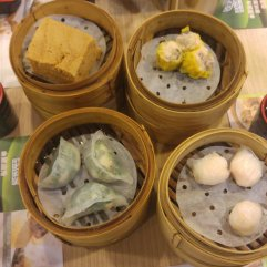 Hongkong dimsum dumplings